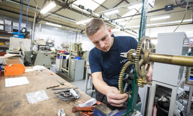 Ministers should listen to employers on apprenticeships